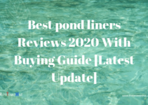 best pond liners
