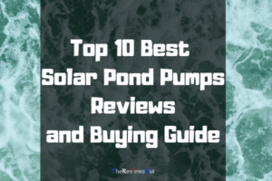 best solar pond pumps