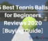 best tennis balls for beginners