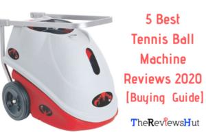 best tennis ball machine