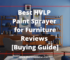 best hvlp paint sprayer for furniture